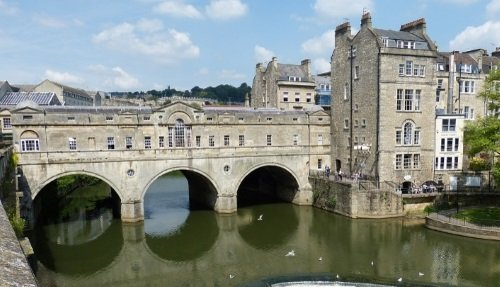 Bath Private Tour from London