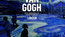 Van Gogh Immersive Experience London
