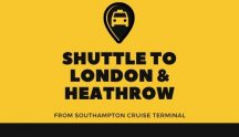Shuttle FROM Southampton Cruise terminal