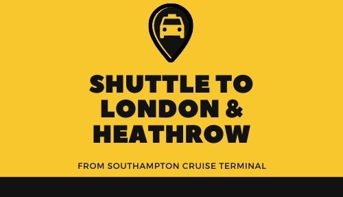 Shuttle Transfer from Southampton Cruise Terminal to London
