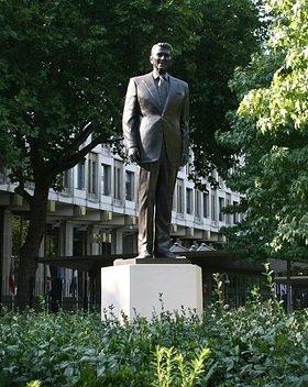 Ronald Reagan. American Landmarks in England