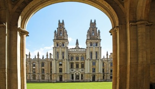 Oxford Private Tour from London