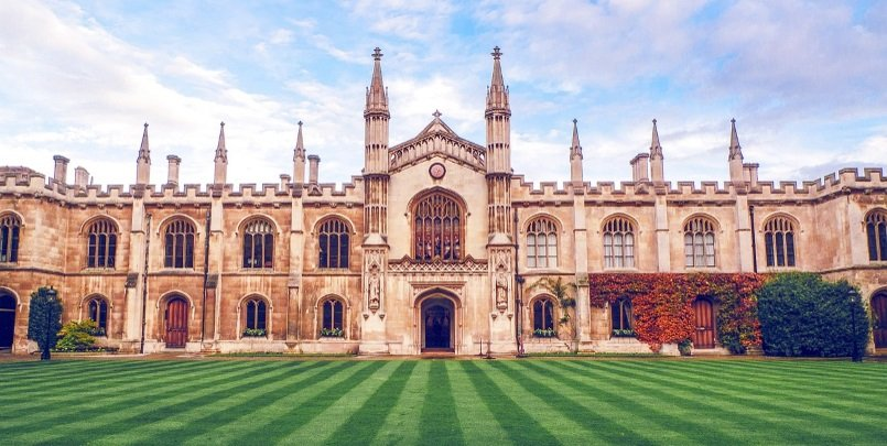 Cambridge University, College Grounds