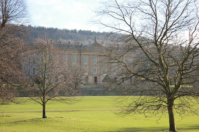 Visiting Chatsworth House