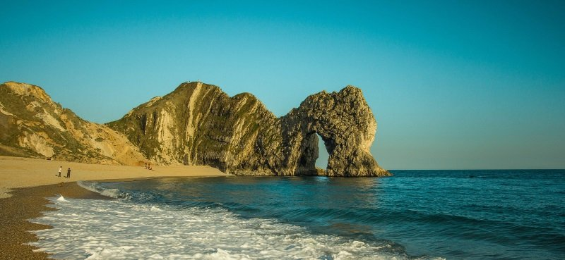 Durdle Door, Dorset. Top 5 Beautiful Regions in England