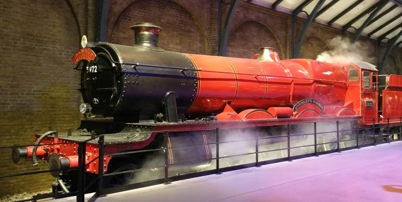 Discover a world of Harry Potter at the Studio Tour