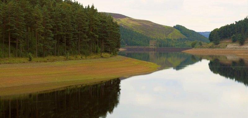 Peak District. Top 5 Beautiful Regions in England