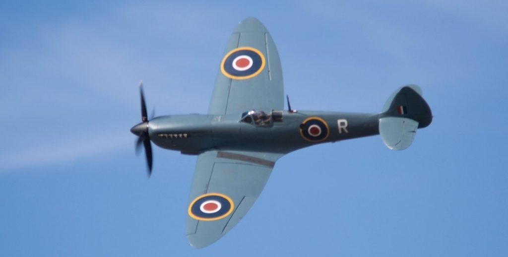 Spitfire. How to get to the RAF Museum