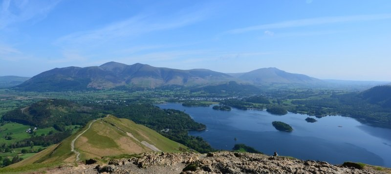 The Lake District. Top 5 Beautiful Regions in England