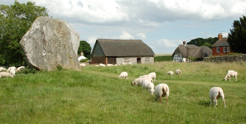 Stone Circles at Avebury