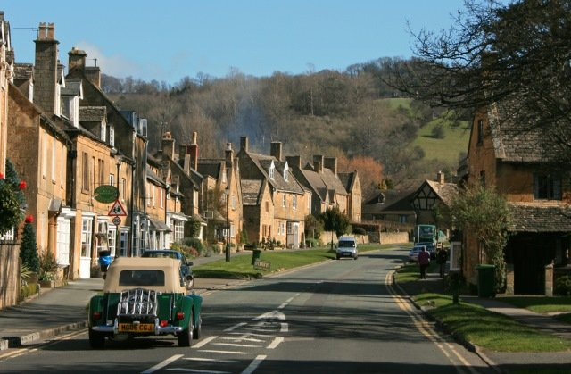 Best Places to Visit in the Cotswolds: Broadway