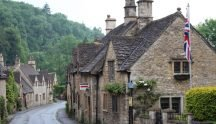 Castle Combe, the most beautiful village in England