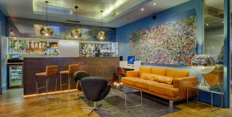 Hotel 55, West London