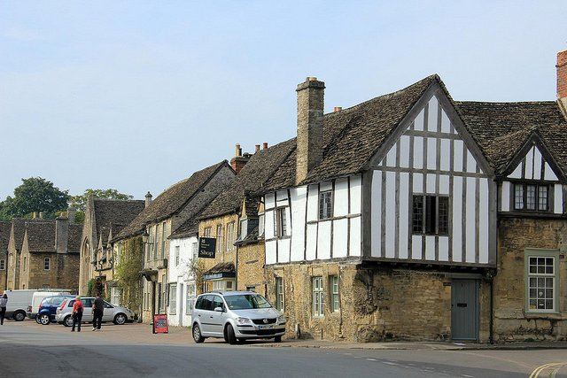 Lacock. Picture by Karen Roe