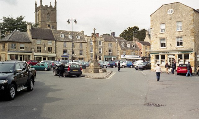 Stow-on-the-Wold Market Town