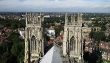 The View from York Minister, York