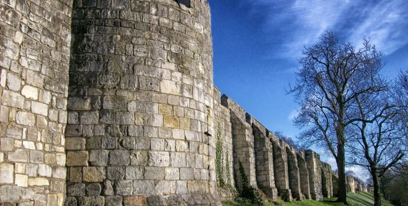 Things to do in York, England: Walk the City Walls