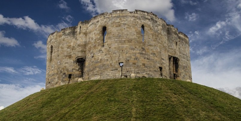 Things to do in York, England: Visit Clifford's Tower