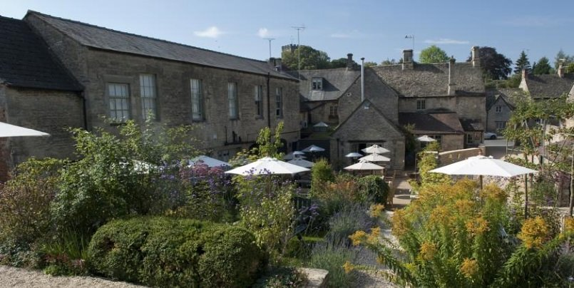 The Wheatsheaf Inn. Best Affordable Hotels in the Cotswolds 2016