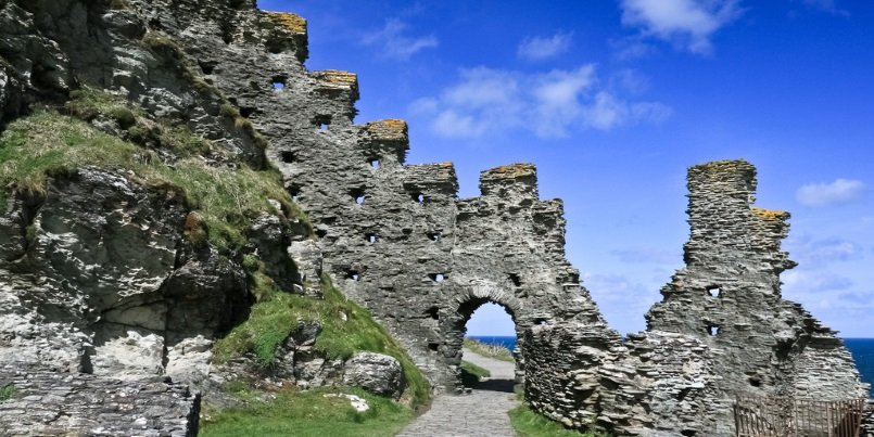 Things to do at Tintagel Castle
