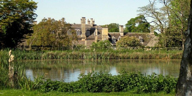 Visiting Boughton House