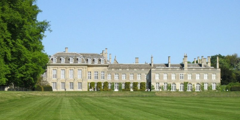 Visiting Boughton House