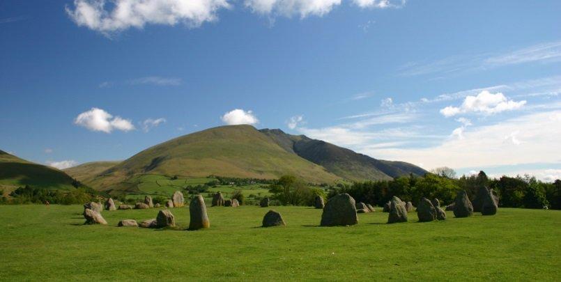 Castlerigg, alternatives to Stonehenge