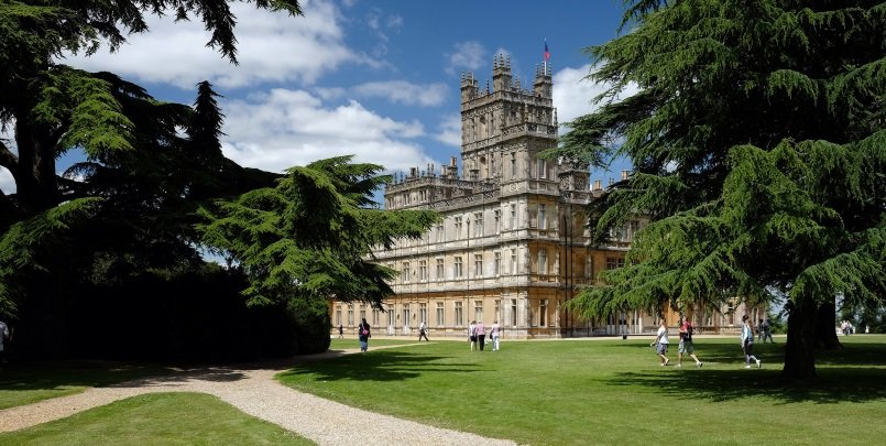 Best Tours To Highclere Castle From London