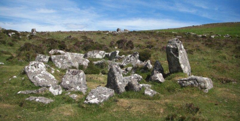 Grimspound, alternative to Stonehenge