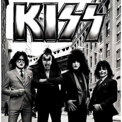 Kiss UK Tour, London, Manchester, Birmingham, Glasgow, 27-31 May 2017