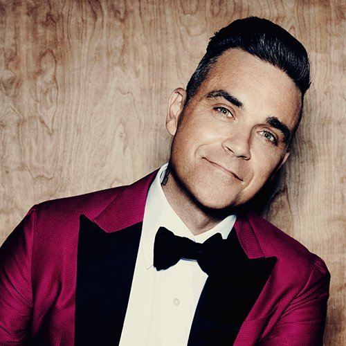 Summer Vibes: Robbie Williams in London