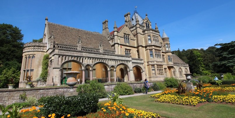 Visiting Tyntesfield