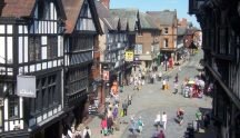 Chester Day Tour from London