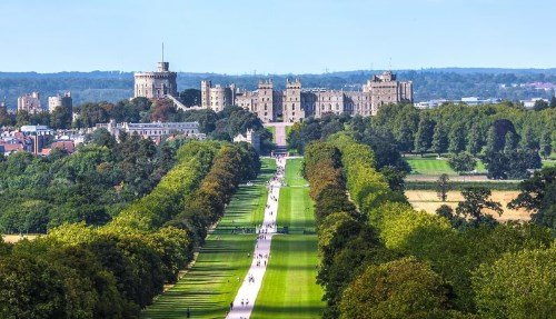 Bath & Windsor Castle Tour from Southampton to London