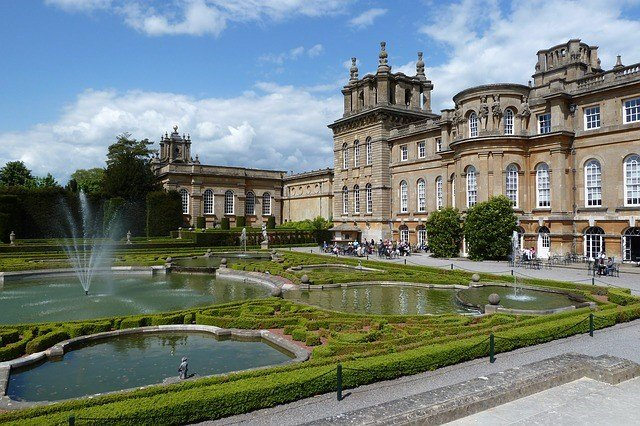 Blenheim Palace, a UNESCO World Heritage Site
