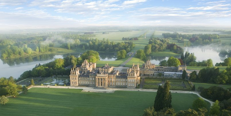 IF8 - Blenheim Palace 16