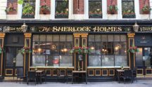 Sherlock Holmes London Walking Tour