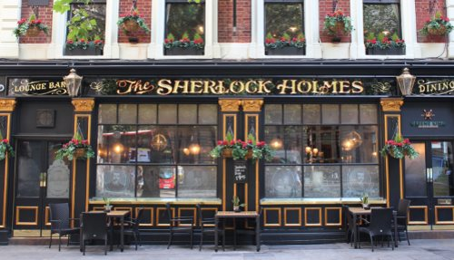 Sherlock Holmes London Walking Tour - 2 Hours
