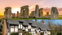 Stonehenge, Bath, Stratford & Cotswolds Tour - 1 Day