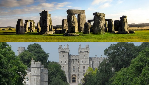 Stonehenge, Windsor Castle & Bath Tour - 1 Day