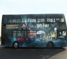 Harry Potter Warner Bros Tour Transportation