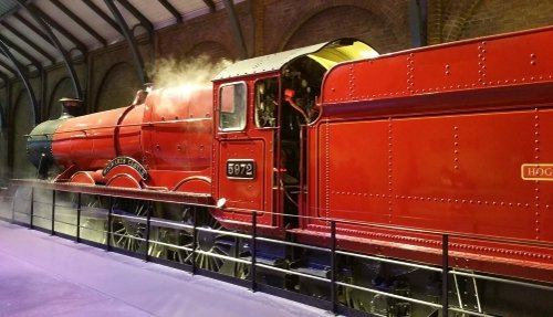 Harry Potter World London & Oxford