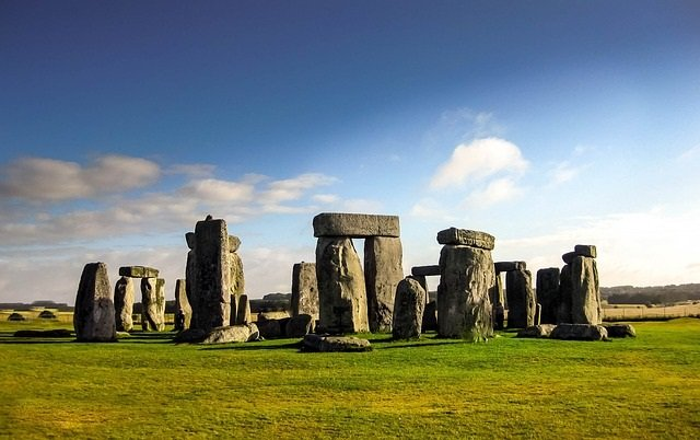 A perfect view of Stonehenge!