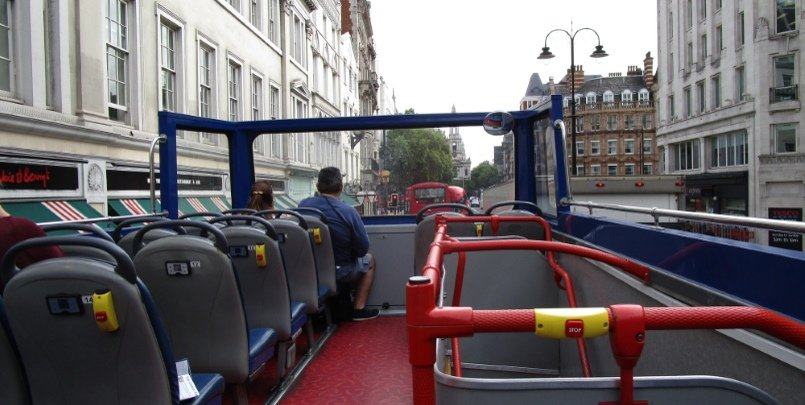 Hop on Hop off Bus London Review