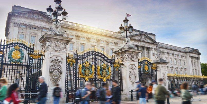 Buckingham Palace 805 405