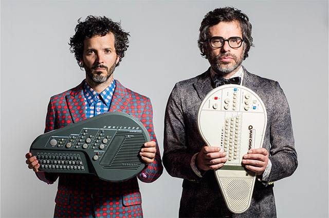 Flight of the Conchords, London, March 2018