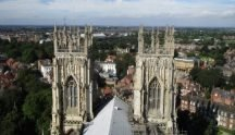 The View from York Minister, York 500