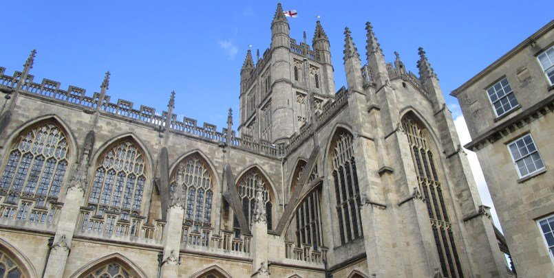 Bath Abbey 805