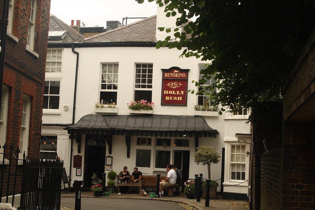 The Holly Bush, Hampstead