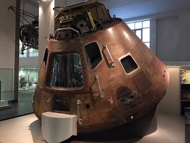 Apollo 10 Capsule